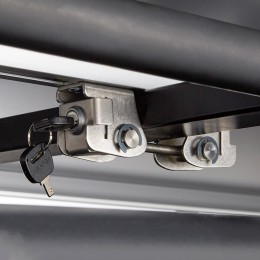 Antitheft with keys for my roof top tent